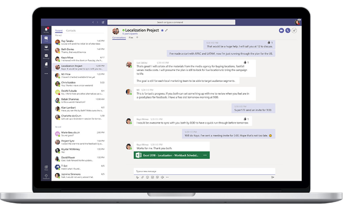 Microsoft Teams | Instant Messaging